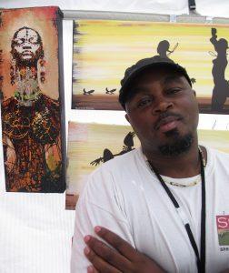 Kennedy Mbugua Waireri - Kenyan Artist Atlanta