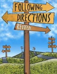 Following Directions - signpost pointing many ways