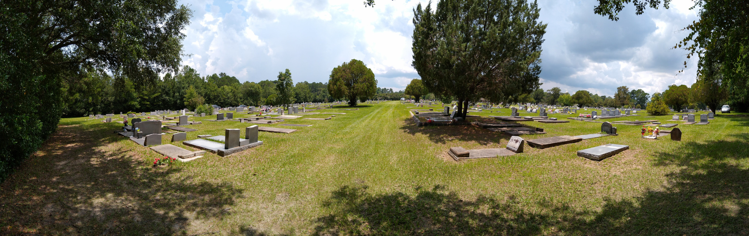 Hazzard Hill Cemetery, Waycross, Georgia