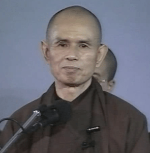 Thich Nhat Hanh in 1997