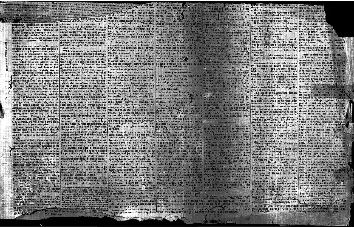 The Southern Whig newspaper. Athens, Ga. January 03, 1850, page 1